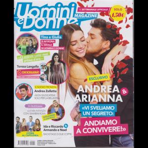 Uomini e Donne magazine - settimanale - n. 3 - 1 febbraio 2019 -