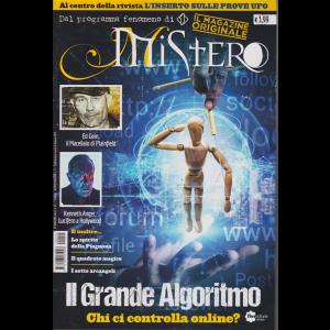 Dal programma fenomeno di Italia Uno - Mistero - n. 59 - mensile - 1 febbraio 2019 -