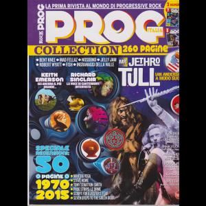Prog Anthology - Rock collection - n. 3 - bimestrale - febbraio - marzo 2019 - 2 numeri da collezione - 260 pagine