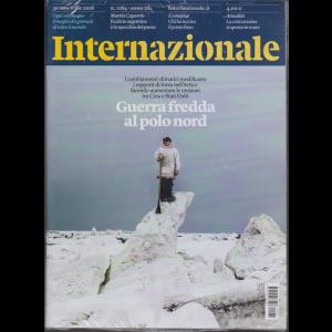 Internazionale + copia omaggio de Il libraio - n. 1284 - 30 novembre / 6 dicembre 2018 - settimanale