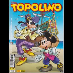 Topolino -n. 3298 - 6 febbraio 2019 - settimanale