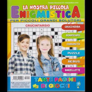 La Nostra Piccola Enigmistica - n. 29 - bimestrale - febbraio - marzo 2019 -