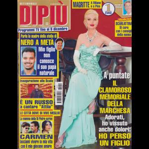 Settimanale Dipiu' - n. 49 - 10 dicembre 2018 -