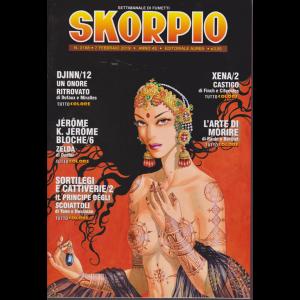 Skorpio - n. 2188 - 7 febbraio 2019 - settimanale di fumetti