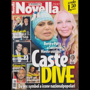 Novella 2000 - n. 7 - settimanale - 6 febbraio 2019 -