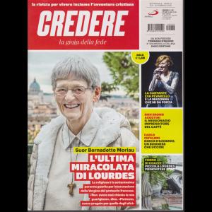 Credere - La Gioia Della Fede - n. 6 - settimanale - 10 febbraio 2019 -