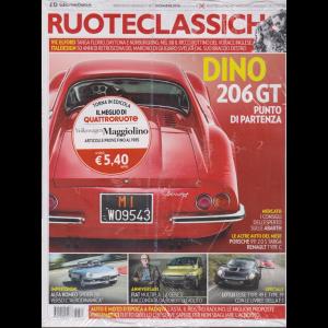 Ruoteclassiche + volume Il maggiolino - n. 360 - dicembre 2018 - mensile - 2 riviste