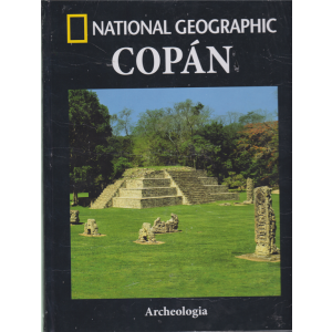 National Geographic - Copan - Archeologia -n. 47 - settimanale - 8/2/2019