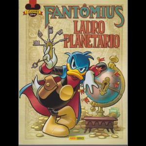 I classici Disney - Fantomius ladro planetario - n. 3 - bimestrale - 10 ottobre 2019 -