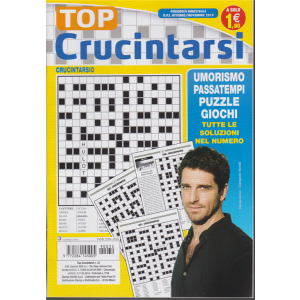 Top Crucintarsi - n. 32 - bimestrale - ottobre - novembre 2019 -