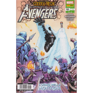 Avengers - n. 116 - mensile - 10 ottobre 2019 - L'uomo nella montagna