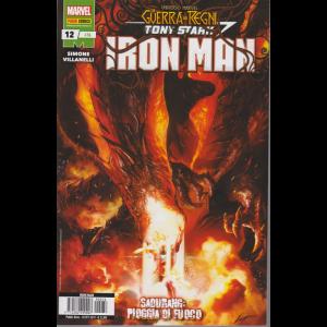 Marvel - Iron Man - La guerra dei Regni - n. 76 - mensile - 10 ottobre 2019 - Sadurang: pioggia di fuoco