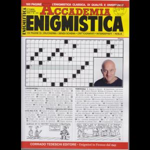 Accademia Enigmistica - n. 12 - ottobre - novembre 2019 - bimestrale - 100 pagine