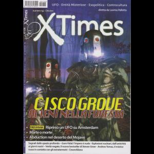 X Times - n. 132 - ottobre 2019 - mensile