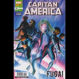 Capitan America - Fuga! - n. 115 - mensile - 10 ottobre 2019