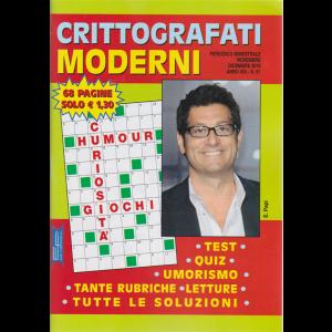 Crittografati Moderni - n. 61 - bimestrale - novembre - dicembre 2019 - 68 pagine