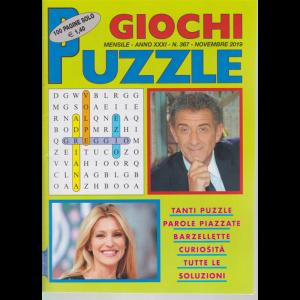 Giochi Puzzle - n. 367 - mensile - novembre 2019 - 100 pagine