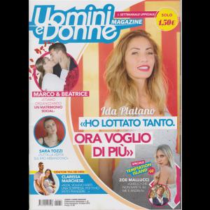 Uomini E Donne Magazine - n. 32 - settimanale - 10 ottobre 2019 -