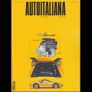 Autoitaliana - n. 1 - trimestrale - 9/10/2019 - autunno 2019