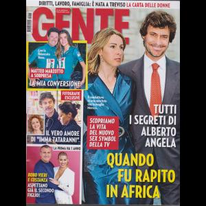 Gente - n. 41 - 19/10/2019 - settimanale