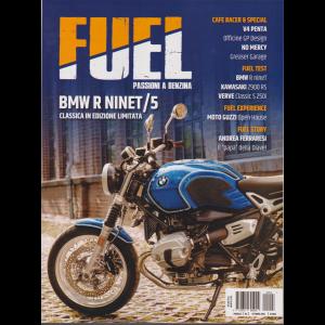 Fuel Magazine - Bmw R Ninet/5 - n. 3 - mensile- ottobre 2019
