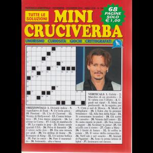 Mini Cruciverba - n. 164 - bimestrale - novembre - dicembre 2019 - 68 pagine