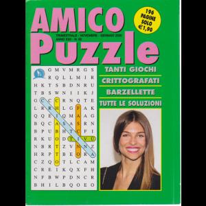 Amico Puzzle - n. 88 - trimestrale - novembre - gennaio 2020 - 196 pagine