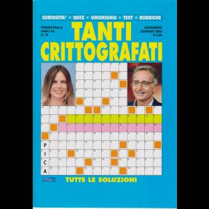 Tanti Crittografati - n. 78 - trimestrale - novembre - gennaio 2020 -