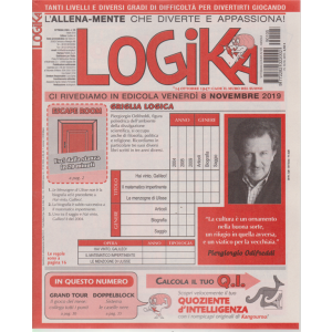 Settimana Logika - n. 105 - ottobre 2019 - mensile