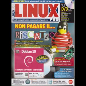 Linux Pro Dvd - n. 197 - bimestrale - ottobre - novembre 2019