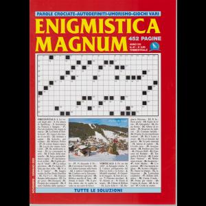 Enigmistica Magnum - n. 87 - trimestrale - novembre - gennaio 2020 - 452 pagine
