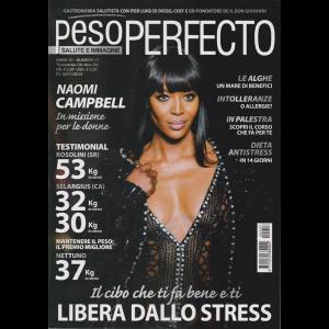 Peso Perfecto - Salute Ed Immagine - n. 47 - trimestrale - ott - nov - dic - 2019 -