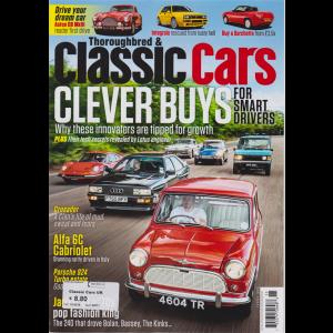 Classic Car Uk - n. 90011 - 10/2019 - in lingua inglese