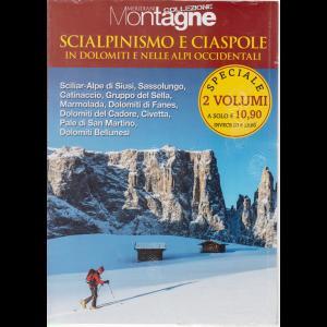 Meridiani Montagne collezione - n. 100 - ottobre 2019 - 2 riviste