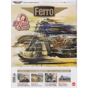 Ferro - n. 45 - ottobre 2019 - mensile