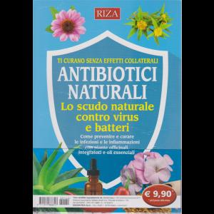 Mente Corpo - n. 142 - novembre - dicembre 2019 - Antibiotici naturali