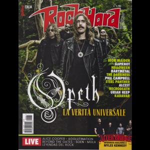 Rockhard Italia - n. 61 - ottobre 2019 - mensile