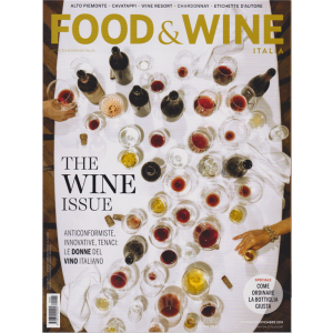 Food&Wine - n. 6 - bimestrale - ottobre - novembre 2019