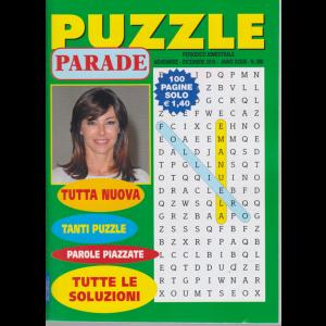 Puzzle Parade - n. 306 - bimestrale - novembre - dicembre 2019 - 100 pagine