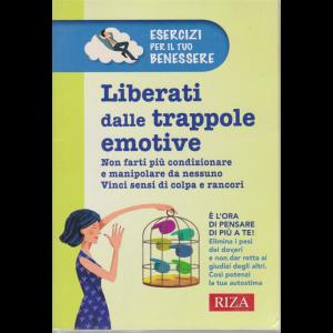 Salute naturale extra - Esercizi per il tuo benessere - Liberati dalle trappole emotive - n. 125 - ottobre 2019 -
