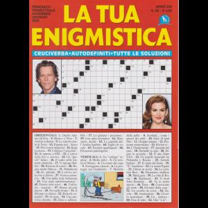La Tua Enigmistica - n. 92 - trimestrale - novembre - gennaio 2020 -