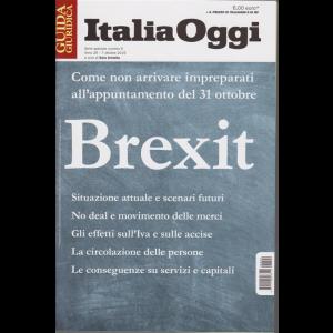 Guida Italia Oggi - Brexit - n. 9 - 7 ottobre 2019 -