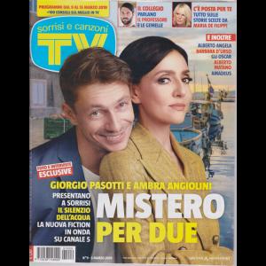 Sorrisi E Canzoni Tv - n. 9 - 5 marzo 2019 - settimanale