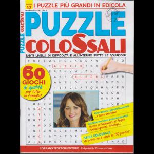 Puzzle Colossali - n. 17 - novembre 2019 - mensile