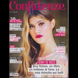 Confidenze - n. 43 - 15 ottobre 2019 - settimanale