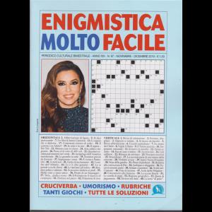 Enigmistica Molto Facile - n. 97 - novembre - dicembre 2019 - bimestrale -