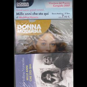 Donna Moderna+Libro di Mariolina Venezia - Mille anni che sto qui - n. 36 - 22 agosto 2019 - settimanale -