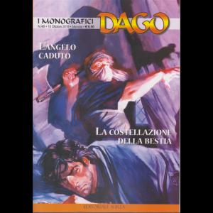 I monografici Dago - n. 46 - 15 ottobre 2019 - mensile - L'angelo caduto - La costellazione della bestia
