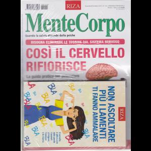 Mentecorpo -n. 142 - novembre - dicembre 2019 - bimestrale - rivista + libro Non ascoltare più i lamenti ti fanno ammalare