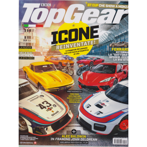 Top Gear - n. 144 - mensile - novembre 2019 -